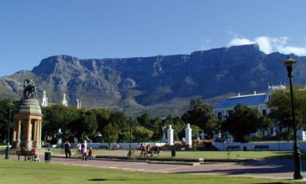 テーブルマウンテン(南アフリカ)
